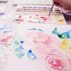 逻辑绘画系列 —— 创意水彩!