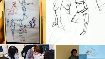 Sheridan animation人体结构课程开班啦!