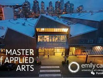 加拿大艺术院校 TOP4