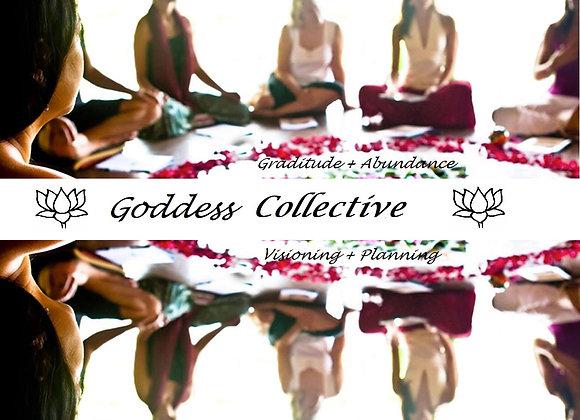 Goddess Collective ~ Live