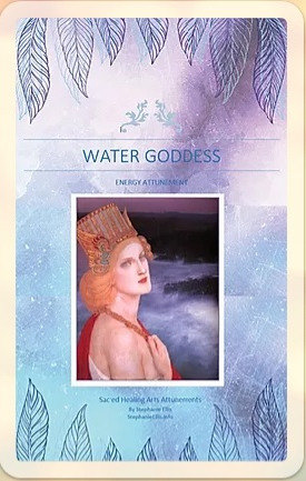 Goddess Energy Attunement