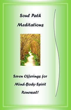 Soul Path Meditations 2nd Edition Cover.