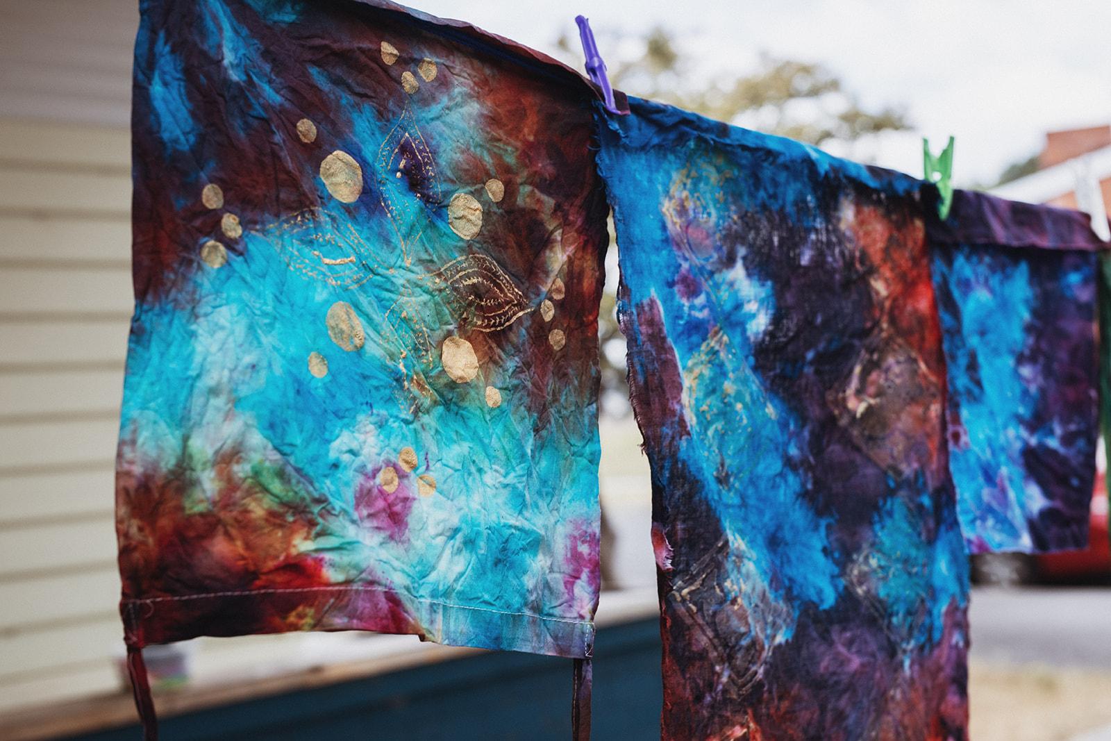 FATA20 LS-391 fibre art dye felt