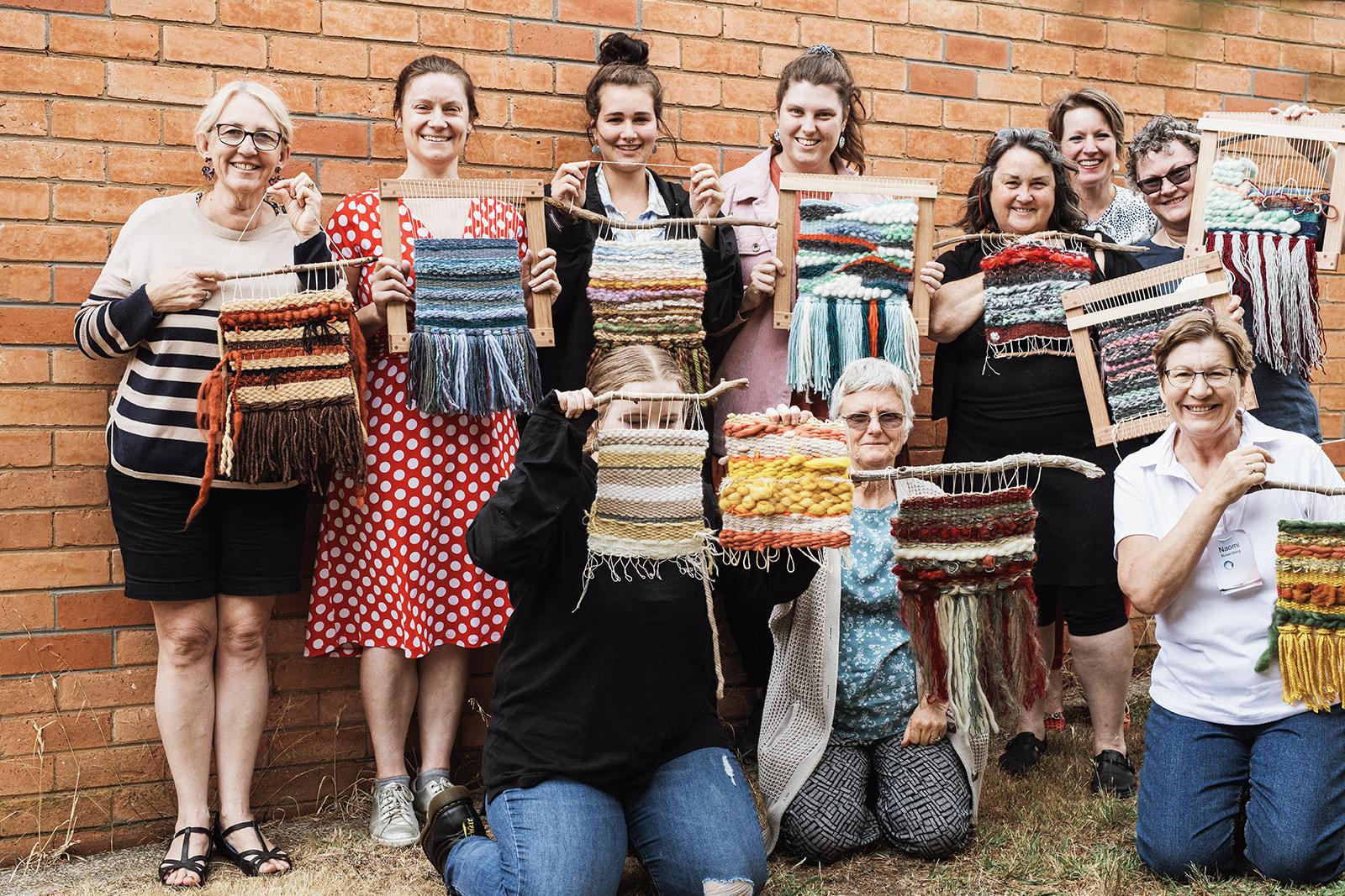 FATA20 LS-1-2 weaving elective