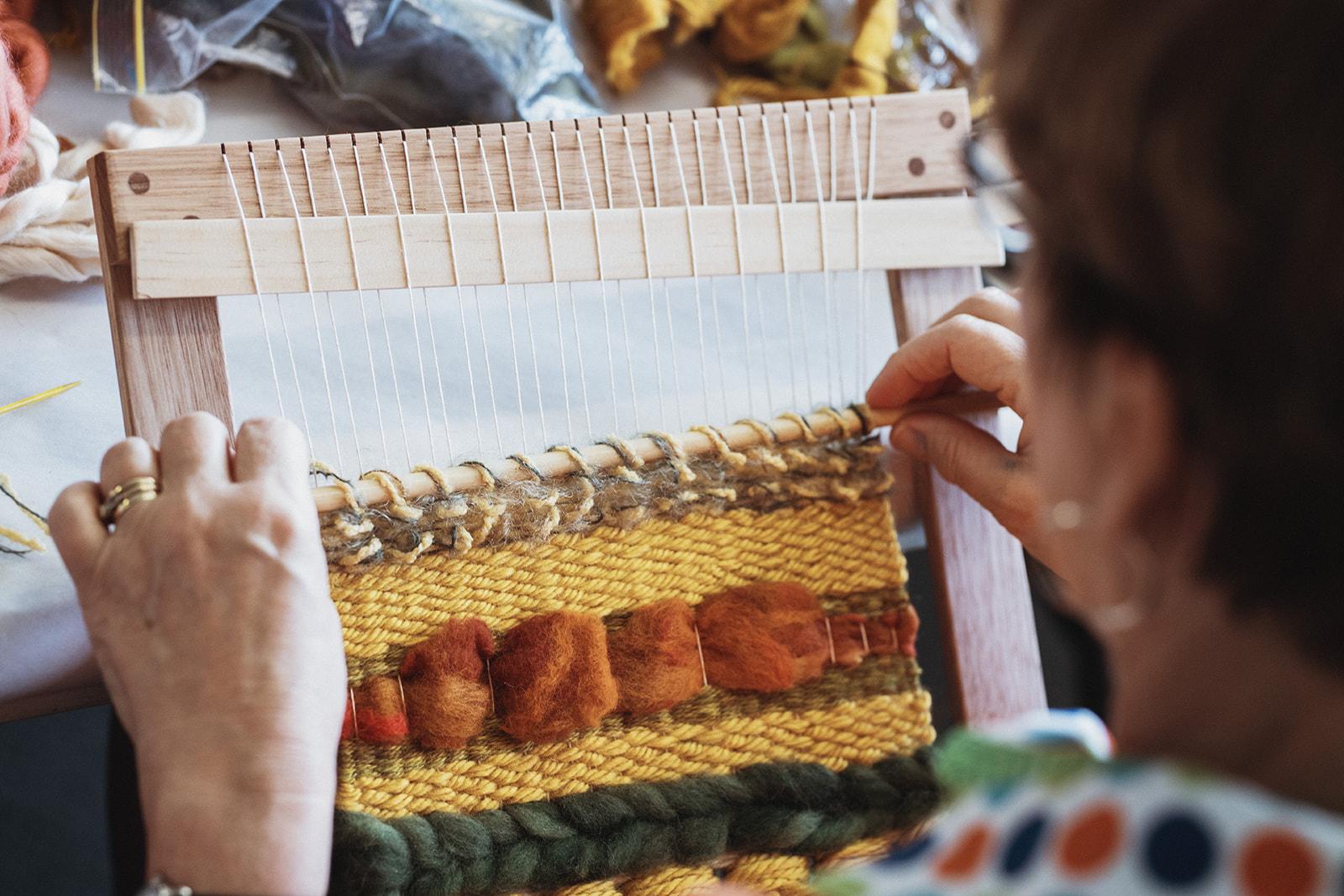 FATA20 LS-535 weaving elective