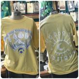 Yellow tarot shirt