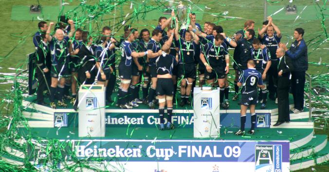 HEINEKEN CUP FINAL 09