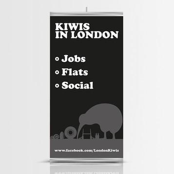 KIWIS IN LONDON