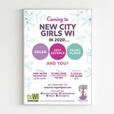 NEW CITY GIRLS WI