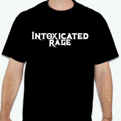 Intoxicated Rage LET IT OUT!!! Shirt