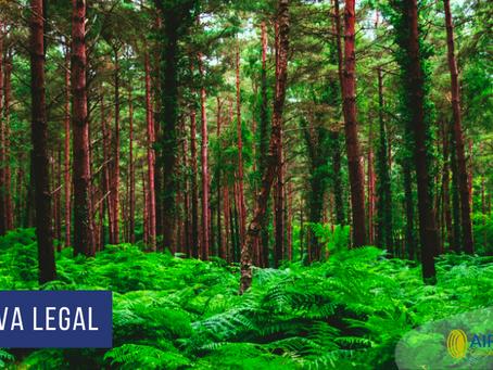 O que o Novo Código Florestal Brasileiro diz sobre Reserva Legal?