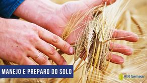 Saiba mais sobre o manejo e preparo do solo para o cultivo de culturas agrícolas.