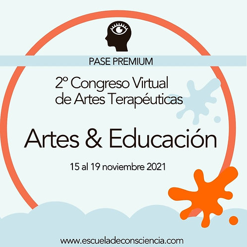 Pase Premium - Arte y Educación