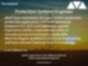 Protection Systems Engineering job based in the midlands, UK