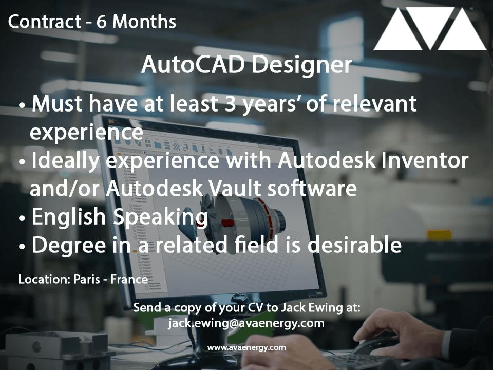 AutoCAD Designer-min