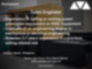 Sales Engineer power job vacancy based in Manila