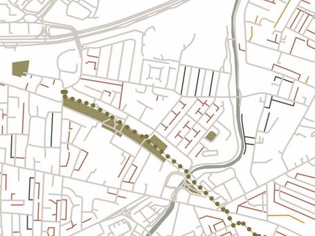 Research into Belfast's Alleyways