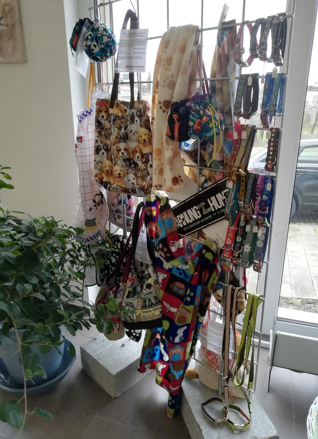 Shop im Coiffeur