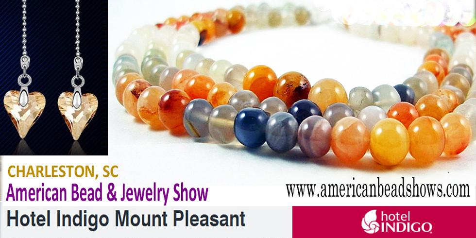 Re-Scheduled - Charleston, SC Bead and Jewelry Show