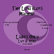 Ladies Only Live at 3030 Album Artwork.j