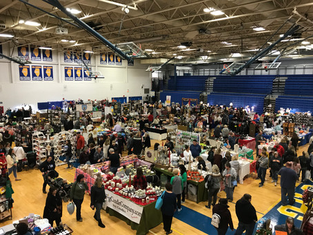 2021 Fall Craft Show...It's ON!!