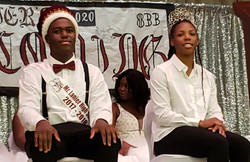 Former Mr. and Miss Lanier