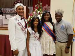 Mr. and Miss Lanier