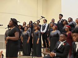 Lanier Choir
