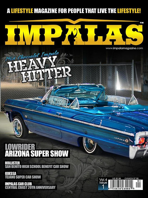 Impalas Magazine Vol 4 Issue 1