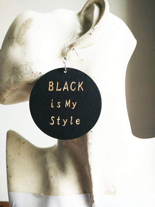 Black Is My Style