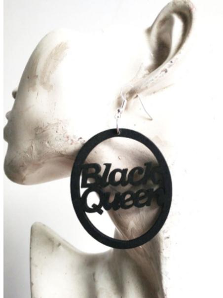 Black Queen (Oval)