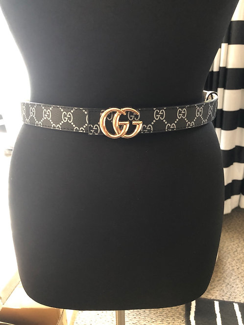 GG -  Black Print