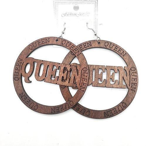 244 - Queen (Circle)