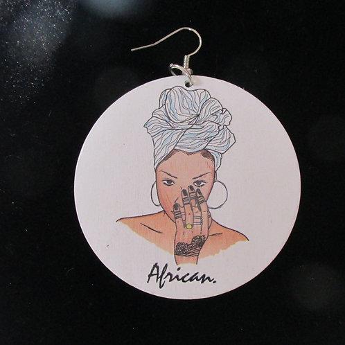 014 - African Goddess
