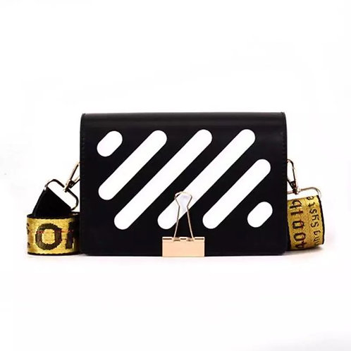 Off White Clutch