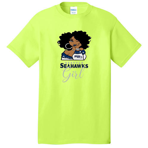 Seahawks Girl