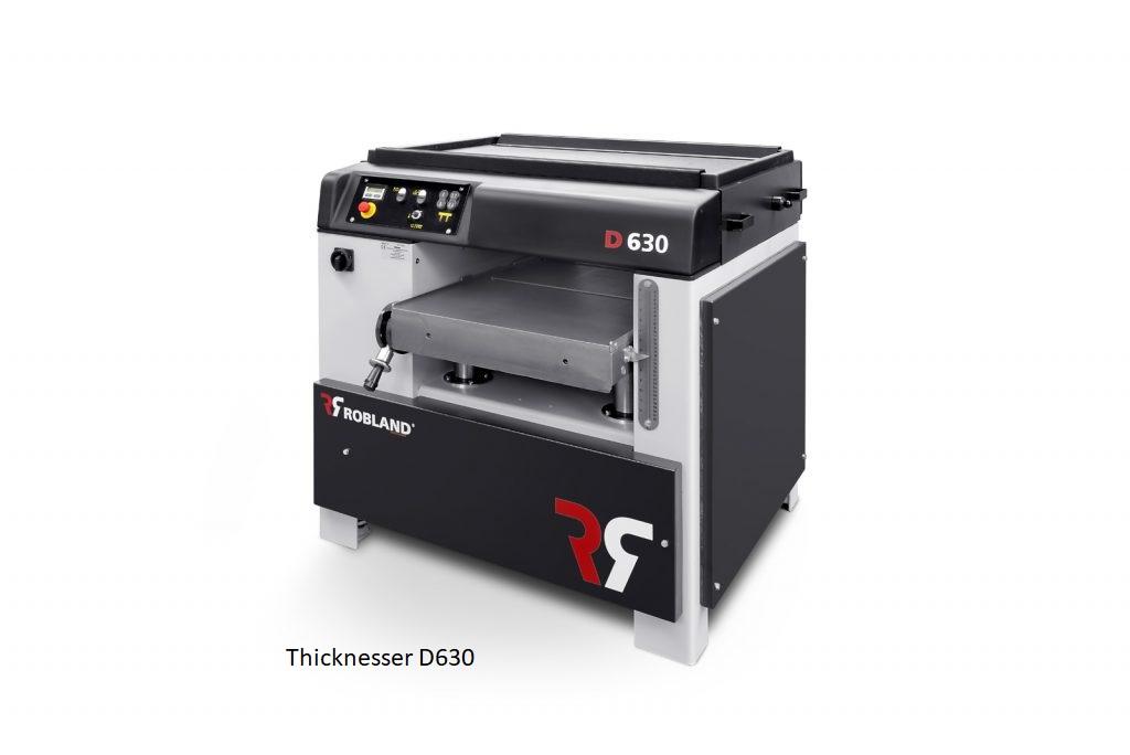 Thicknesser D630
