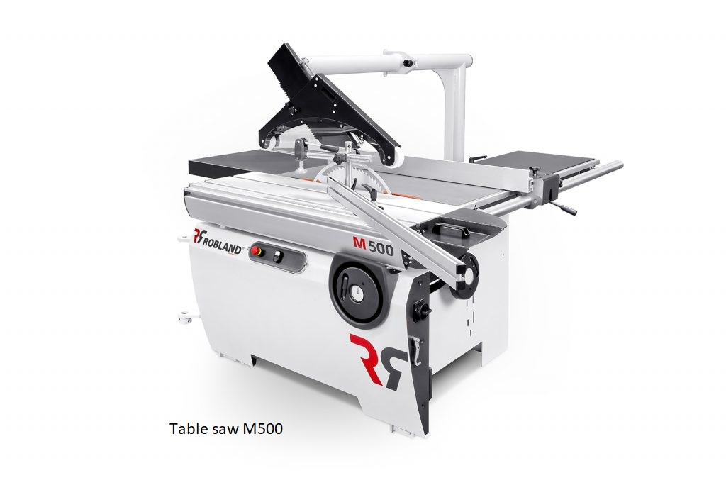 Table saw M500