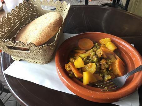 モロッコ便り01 ~ 2杯のスープ