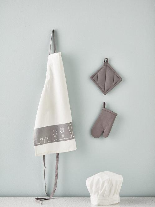 Conjunto textil cocina