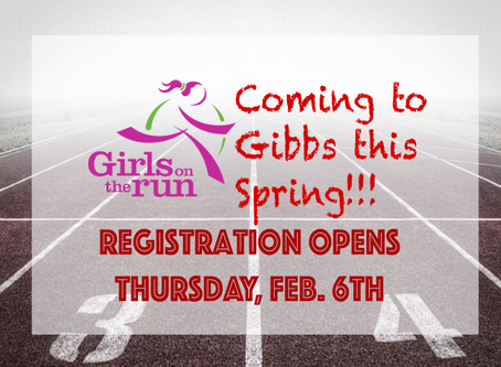 Girls on the Run!!!
