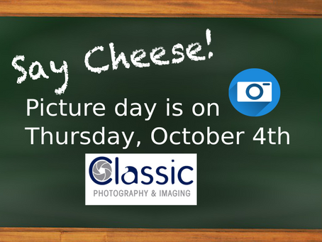 Picture day is here!