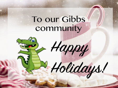 Happy Holidays to you!