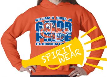Spring Spirit Wear!