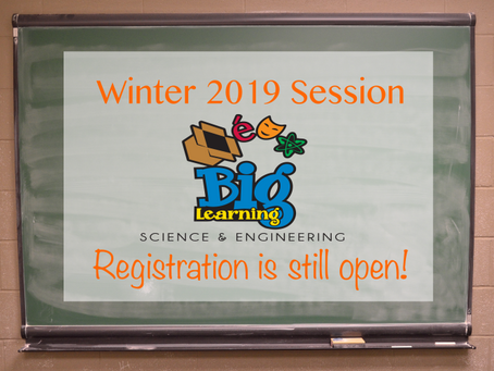 Looking for a winter class...