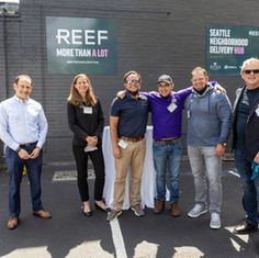 Urban Freight Lab Microhub Launch