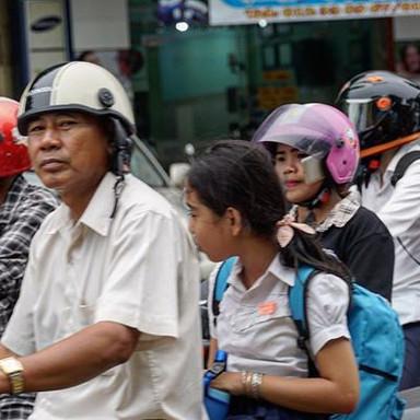 S C O O T E R S_Day 4_#cambodia #digital
