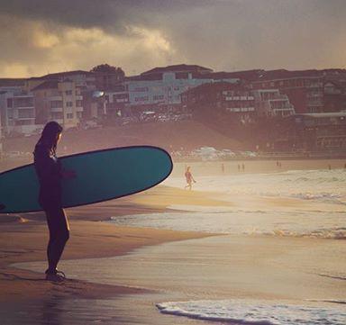 L O N G B O A R D ————————————————_#spring🌼  #Bondi #Bronte #motivation #northbondi #fitfam #summer #home  #sunset #sun #sand #surf #travel_