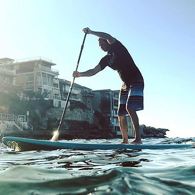 S T A N D U P_———————————————————_#summer🌴🌊☀️ #Bondi #motivation #northbondi #fitfam #home #sun #sand #surf #travel #landmarks #thegoodlife_