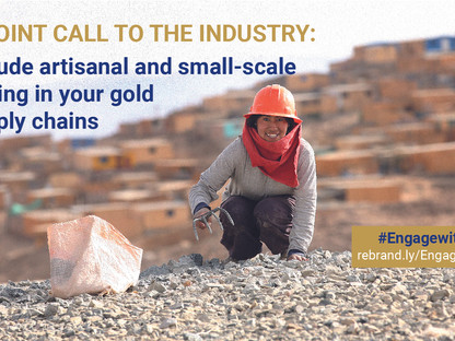 The Power of Gold Buyers Engaging with Artisanal and Small-scale Mining